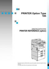 Buy o prt185 Technical Information by download #115632