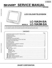 Buy Sharp LC10A3U Service Manual by download Mauritron #209761