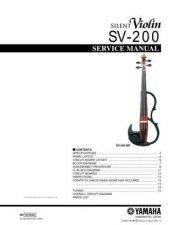 Buy Yamaha STAGEPAS 300 DIS C Manual by download Mauritron #259508