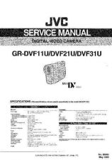 Buy JVC GR-DVF11U Service Manual Schematic Circuit. by download Mauritron #270652