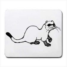 Buy Ferret Computer Mouse Pad
