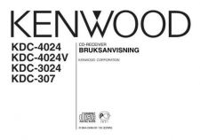 Buy Kenwood KDC-307 Operating Guide by download Mauritron #221616