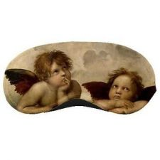 Buy Eye Mask Raphael Angels Sistine Chapel Air Travel Accessory Polyester New