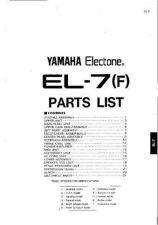 Buy JVC EL70-90 PCB6 E Service Manual by download Mauritron #250810