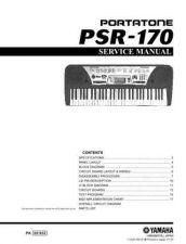 Buy Yamaha PSR-273 275 PL E Manual by download Mauritron #258927