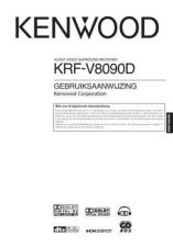 Buy Kenwood KRF-X9050D Operating Guide by download Mauritron #222811