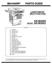 Buy Sharp SHARP AR-M280N by download Mauritron #210650