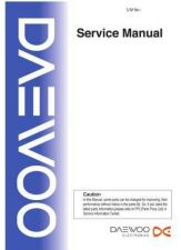 Buy Daewoo. DWC055R001_3. Manual by download Mauritron #213014