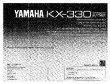 Buy Yamaha KX-300U Operating Guide by download Mauritron #248281
