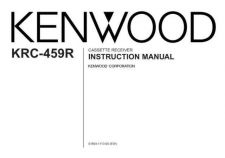 Buy Kenwood KRC-465R Operating Guide by download Mauritron #219322
