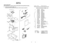 Buy JVC GR-DVL210U_part Service Manual by download Mauritron #273226