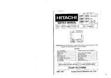 Buy Hitachi CPX275service7drv7 Service Manual by download Mauritron #261052