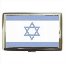 Buy Israel Flag Cigarette Money Credit Card Wallet Case