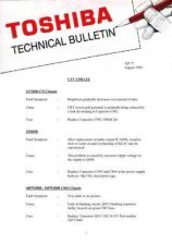 Buy TOSHIBA AH77 Technical Information by download #116195