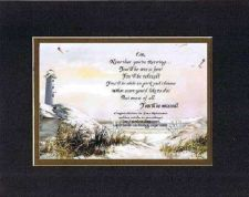 Buy [Personalized Poem for Retirement] You Will Be Missed . . . Poem on 11 x 14 inch