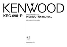 Buy Kenwood KRC-6901R Operating Guide by download Mauritron #222680