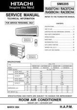 Buy Hitachi 0205E Manual by download Mauritron #224964