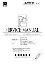 Buy AIWA 09-998-415-5R1 Service Informat by download #107620