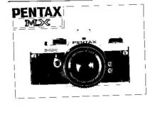 Buy PENTAX MX CAMERA INSTRUCTIONS by download #119069