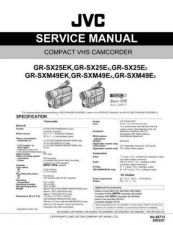 Buy JVC 86712 Service Manual by download Mauritron #273142