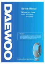 Buy Daewoo G26852S001(r) Manual by download Mauritron #226091