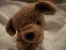 Buy Collectible TY Beanie Baby Tuffy the Puppy/Dog /Christmas/plush stuffed animal