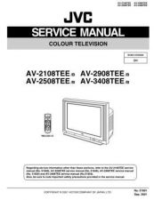 Buy JVC AV-20FD24 part Service Manual Schematic Circuit. by download Mauritron #269456