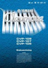 Buy Yamaha CVP-109107E Operating Guide by download Mauritron #247249