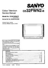 Buy Fisher CE32FWN2-B-00 SM-Only Service Manual by download Mauritron #214698