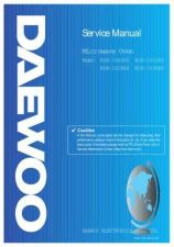 Buy Daewoo R162J0A001(r) Manual by download Mauritron #226357