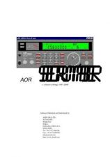 Buy AOR SM MAN OPERATING by download #117409