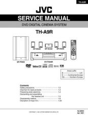 Buy JVC 20944 Service Manual by download Mauritron #255007