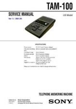 Buy Sony TA-V606 VE610 Service Manual. by download Mauritron #245329