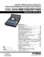Buy JVC DM1000 SM1 Service Manual by download Mauritron #250516