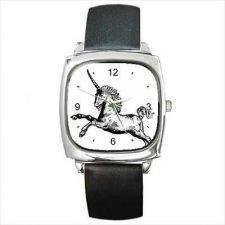 Buy Unicorn Vintage Fantasy Mythical Horse Art Wrist Watch