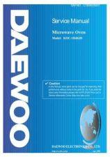 Buy Daewoo. C1B1K0S003. Manual by download Mauritron #212587