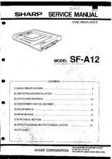 Buy Sharp SFA15S Service Manual by download Mauritron #210566