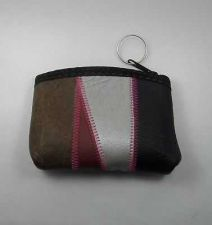 Buy THAI CUTE ART SMALL LEATHER PURSE WALLET COIN BAG WITH ZIP GIFT
