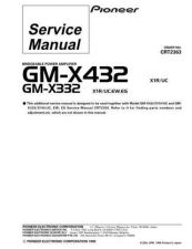 Buy Pioneer C2363 Manual by download Mauritron #227235