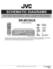 Buy JVC SR-MV30US Service Manual. On by download Mauritron #272445
