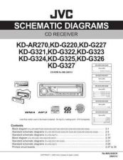 Buy JVC KD-G327 Service Manual. On by download Mauritron #271346