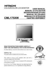 Buy Fisher CML175SXW IT Service Manual by download Mauritron #215210