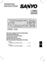 Buy Hitachi FXCD-550(OM) Manual by download Mauritron #225195