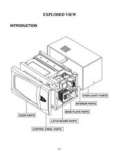 Buy LG MB-4022W 2112 Service Information by download #112932
