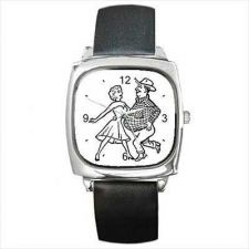 Buy Square Dancing Dancers Man Woman Art Unisex Wrist Watch