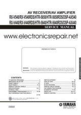 Buy Hitachi RX-V440-RX-V440RDS-HTR-5640 Service Manual by download Mauritron #264138