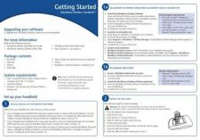 Buy BLACKBERRY GETTING STARTED MOBILE PHONE OPERATING GUIDE Manual by download Maur