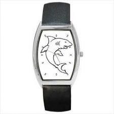 Buy Great White Shark Unisex New Barrel Wrist Watch