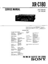 Buy Sony XR-A55 Service Manual. by download Mauritron #246161