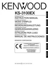 Buy Kenwood KS-3100EX Operating Guide by download Mauritron #222832